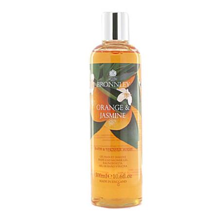 Bronnley Orange & Jasmine Shower Wash 300ml