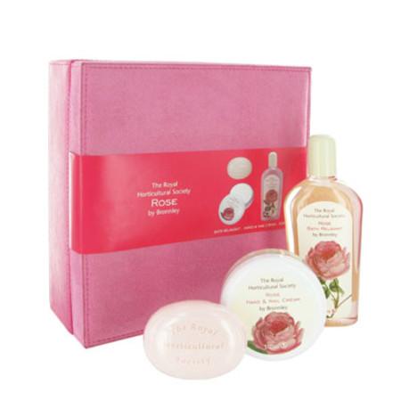 Bronnley RHS Rose Gift Set 250ml