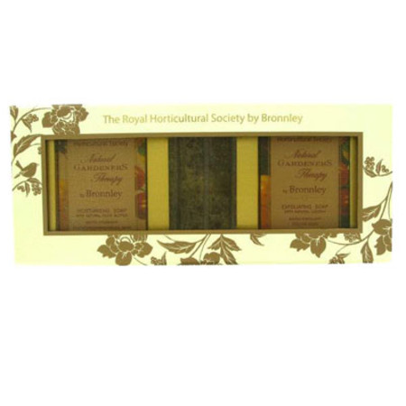 Bronnley RHS Soap Gift Set 2 x 150g