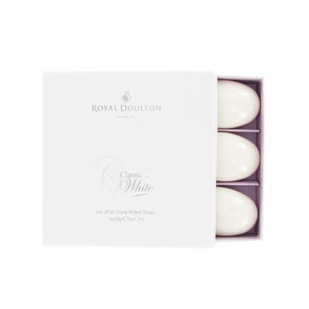 Bronnley Royal Doulton Triple Milled Soaps 6 x 50g