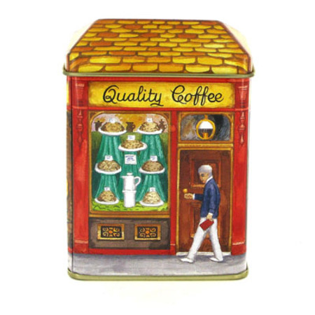 Bronnley Tin Shop Collection Quality Coffee 3 x 25g