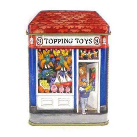 Bronnley Tin Shop Collection Topping Toys 3 x 25g