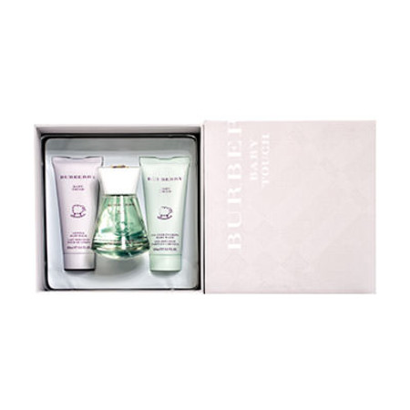 Burberry Baby Touch Gift Set 100ml Alcohol Free