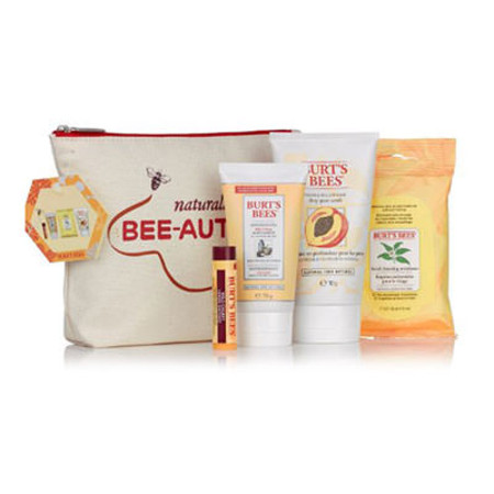 Burt's Bees Natural Bee-autiful Collection Gift Set