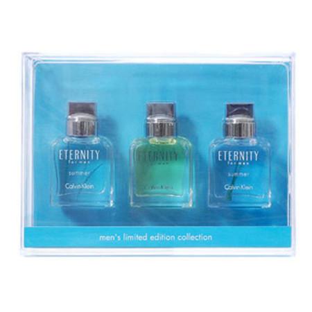 Calvin Klein Eternity Men Limited Edition Collection 3 x15ml