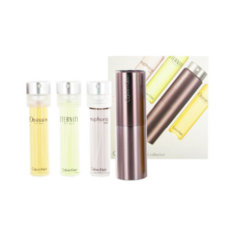 Calvin Klein Mens Twist Travel Selection 3 x 20ml