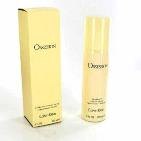 Calvin Klein Obsession Deodorant Spray 150ml