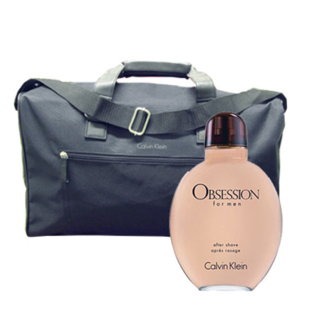 Calvin Klein Obsession for Men Aftershave 125ml + Free Gift