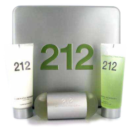 Carolina Herrera 212 Gift Set 60ml