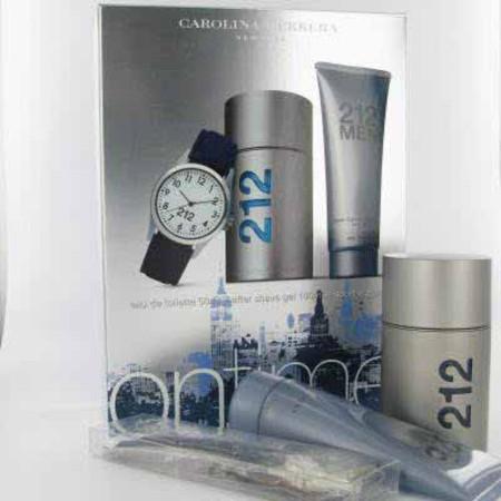 Carolina Herrera 212 Men Gift Set 50ml