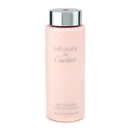 Cartier Delices de Cartier Smooth Shower Gel 200ml