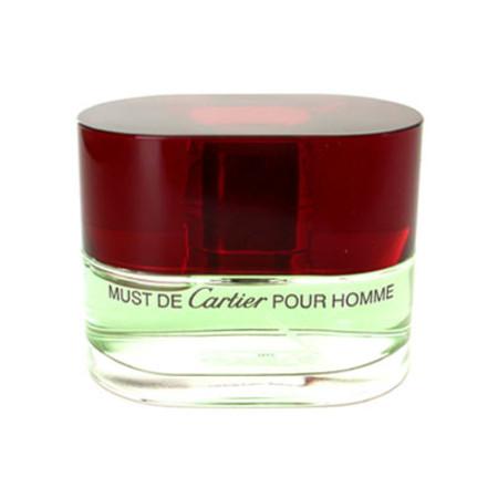 Cartier Must Pour Homme Eau de Toilette Spray 100ml