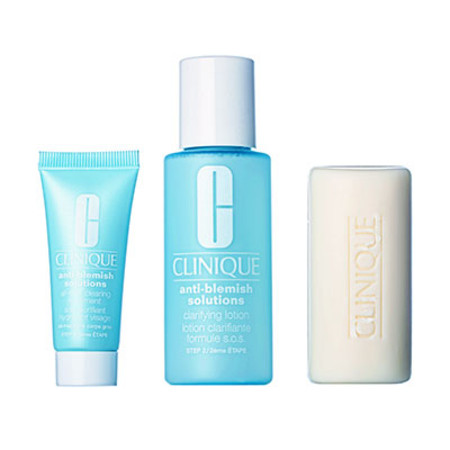 Clinique Anti Blemish Solutions Gift Set