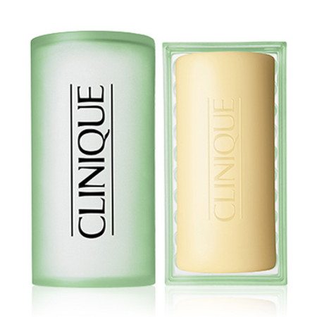 Clinique Facial Soap with Dish Mild 100g
