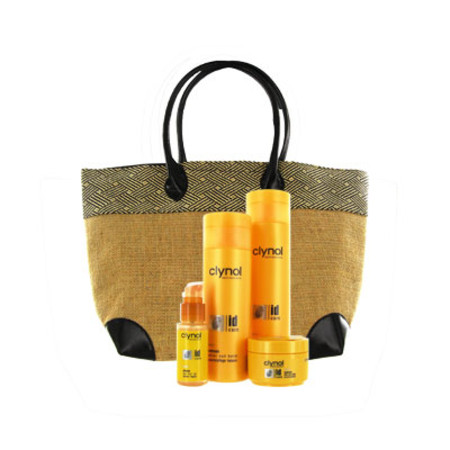 Clynol Summer Essential Hair Care Set