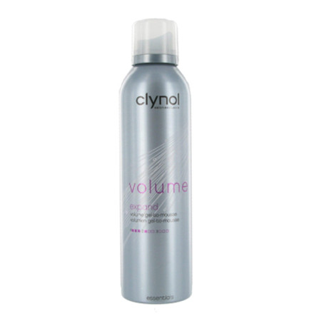 Clynol Volume Expand Gel To Mousse 200ml