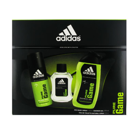 Coty Adidas Pure Game Gift Set