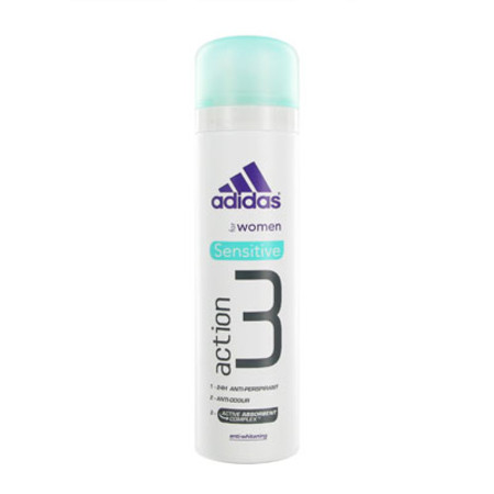Coty Adidas Sensitive Anti Perspirant Spray 150ml