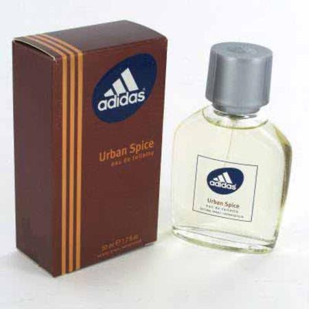 Coty Adidas Urban Spice Eau de Toilette Spray 50ml
