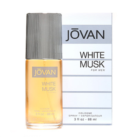 Coty Jovan White Musk Men Eau de Cologne Spray 88ml