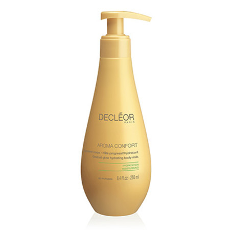 DECL�OR Aroma Confort Gradual Glow Hydrating Body Milk 250ml