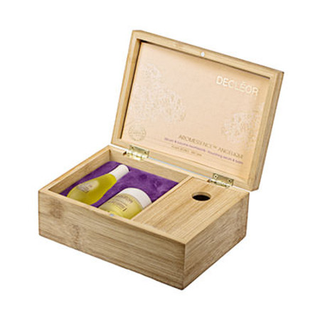DECL�OR Aromessence Iris Box Gift Set