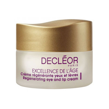 DECL�OR Excellence De L'Age Regenerating Eye & Lip Cream