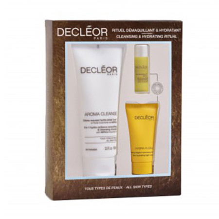 DECL�OR Perfect Radiant Skin Kit Gift Set