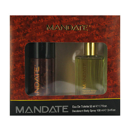 Dana Mandate Gift Set 50ml