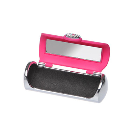 Danielle Lipstick Case Soft Touch with Swarovski Element