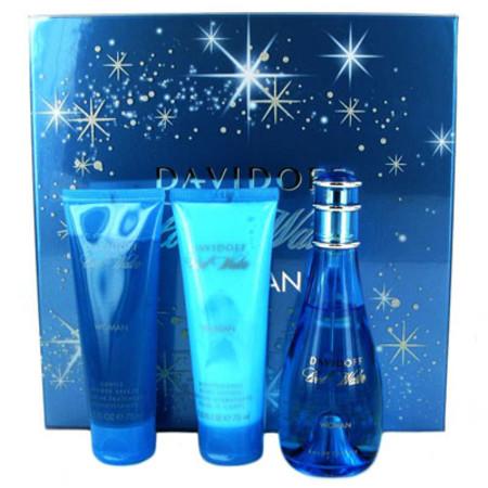 Davidoff Cool Water Woman Gift Set 100ml