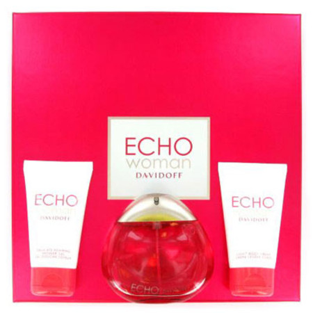 Davidoff Echo Woman Gift Set 50ml