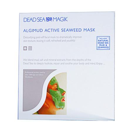 Dead Sea Spa Magik Algimud Active Seaweed Mask 25g