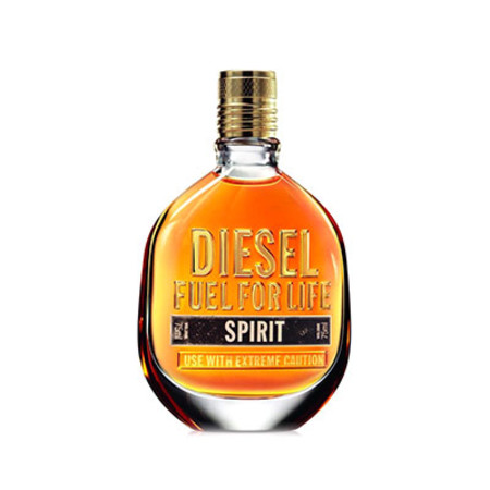 Diesel Fuel For Life Spirit EDT Spray 125ml