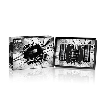 Diesel Only The Brave Tattoo Gift Set 50ml