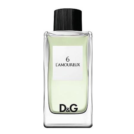 Dolce and Gabbana 6 L Amoureux Eau de Toilette Spray 100ml