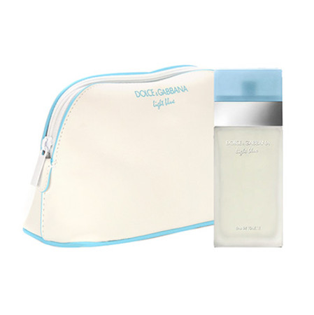 Dolce and Gabbana Light Blue EDT Spray 100ml With Free Gift