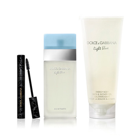 Dolce and Gabbana Light Blue EDT Spray 25ml With Free Gift