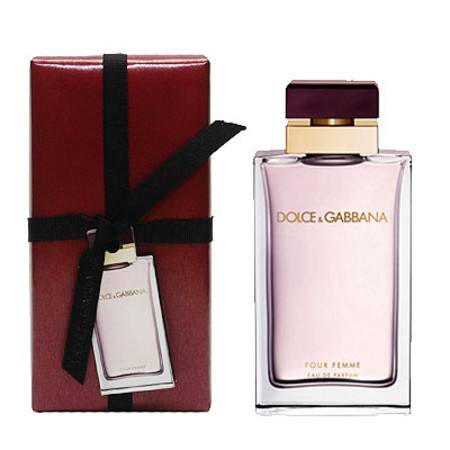 Dolce and Gabbana Pour Femme EDP Spray Wrapped100ml