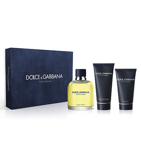 Dolce and Gabbana Pour Homme Gift Set 125ml