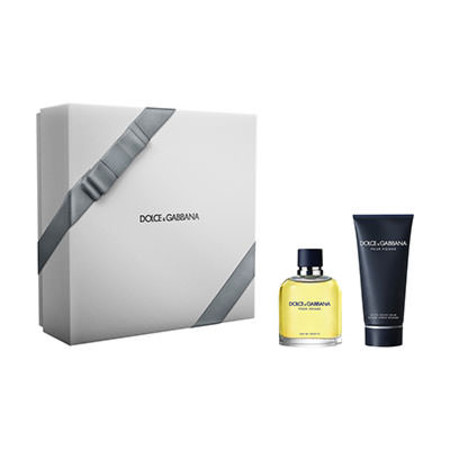 Dolce and Gabbana Pour Homme Gift Set 75ml