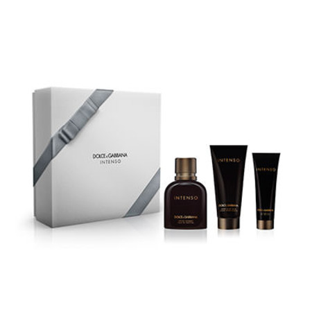 Dolce and Gabbana Pour Homme Intenso Gift Set 125ml