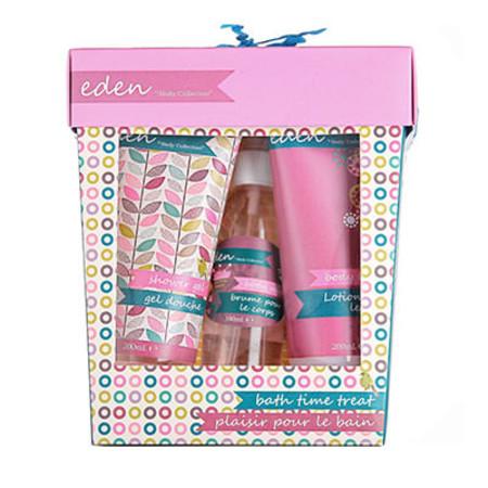 Eden Bath Time Treat Gift Set