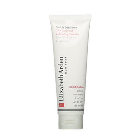 Elizabeth Arden Visible Difference Exfoliating Cleanser125ml