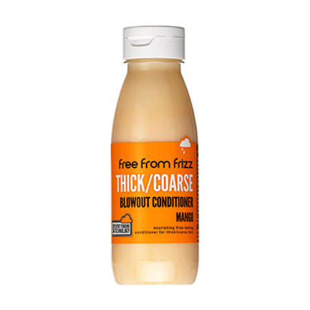 Free From Frizz Conditioner For Coarse Hair 330ml