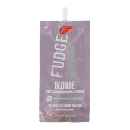Fudge Colour Conditioner Treatment Blonde 25ml