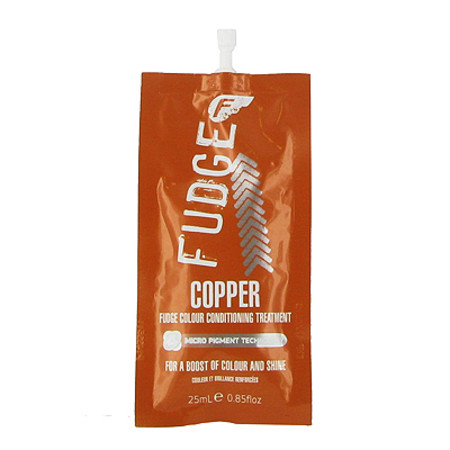 Fudge Colour Conditioner Treatment Copper 25ml