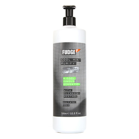 Fudge Cool Mint Purify Shampoo 1 Litre