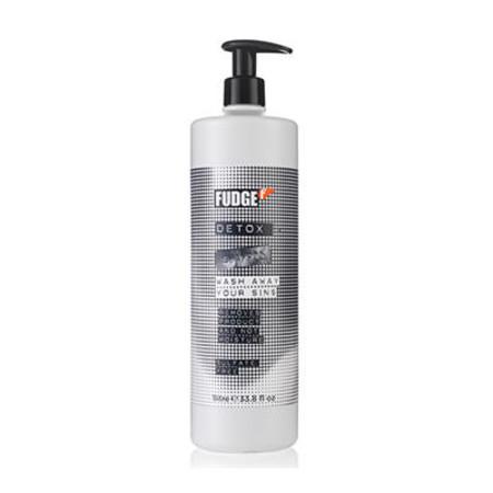 Fudge Detox Shampoo 1 Litre