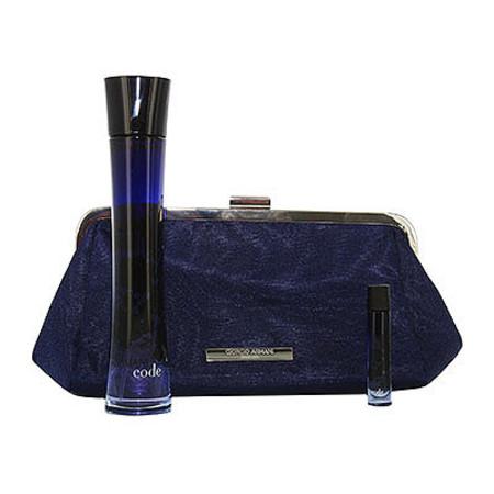 Giorgio Armani Code Pour Femme Edp Spray 50ml With Gift